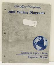2003 ford explorer sport trac wiring diagrams manual oem 2001 ford explorer sport trac explorer sport wiring diagrams p n pg
