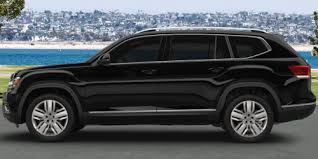 2018 volkswagen atlas black. Modren Atlas 2018 VW Atlas Deep Black Pearl Throughout Volkswagen Atlas Black E