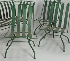 art deco outdoor furniture. Art Deco Outdoor Furniture. Lot 589 French Patio Furniture Settee U0026amp 3 Chairs T