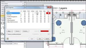 Microsoft Visio Getting Started With Visio 18 Using Layers To Organize Complex Diagrams