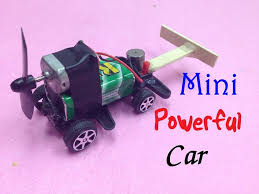 simple homemade electric motor. How To Make A Car - Mini Electric Tutorial Very Simple DIY Homemade Motor