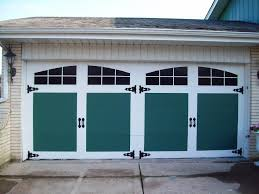 mikes garage doorFaux Painted Garage Doors  Team Galatea Homes  Best Faux Garage
