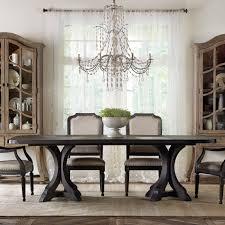 furniture corsica rectangular pedestal dining table