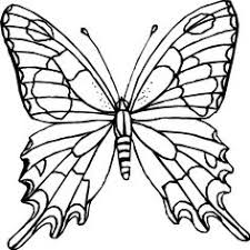 Small Picture Challenging Coloring Page Of Butterfly For Older Kids free Join