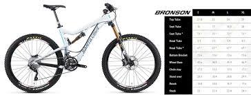 Santa Cruz Bronson 650b Enduro Racer In Carbon And