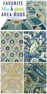 remodelaholic green and blue area rugs you ll love pertaining to remodel brown rug roselawnlutheran intended for color s plush living room dining home