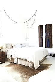 bedside lighting ideas bedroom feature wall outstanding hanging lights bedside lighting