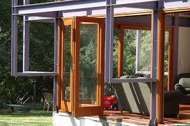 exterior folding doors 4 leaf bifold