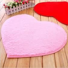 Concept Floor Cushions For Kids 4 Size Short Plush Heart Shape Cushion Mat Inside Creativity Ideas