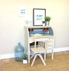 childs roll top desk and chair child