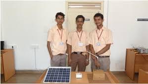 Canon Segametsi Solar Light Project  Electricity Governance Solar Light Project