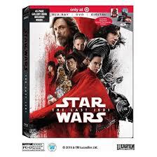 Home Video Sales Charts The Last Jedi Tops Us Dvd Blu Ray Disc Sales Charts