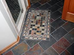 Slate Tile Floor Designs Floors Tile Ideal