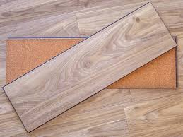 vinyl cork plank flooring incredible guide to installing resilient tile sheet