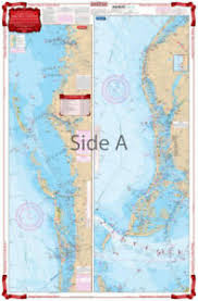 Waterproof Charts Details About Waterproof Charts 31 Tampa Bay To Crystal River Standard Navigation Free Ship