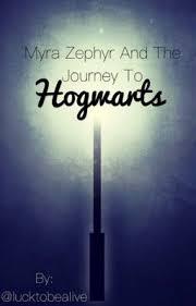 Myra Zephyr and the Journey of Hogwarts - The Train - Wattpad