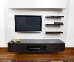 ... Wall Units, Decoration Floating Media Unit Tv Stands With Mount:  Intersting Ikea Media Unit ...