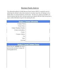 Business Analysis Framework Template 3 Stages Of Process And Design ...
