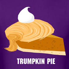 Image result for trumpkin pie