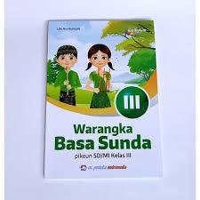Kunci jawaban tematik kelas 4 tema 2. Jual Buku Kelas 3 Sd Buku Bahasa Sunda Kelas 3 Warangka Basa Sunda Sd Jakarta Barat Pandu231 Tokopedia