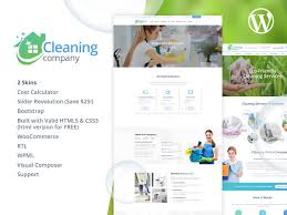 18 Best Cleaning Company Wordpress Themes 2019 Colorlib