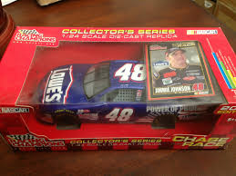 2001 jimmie johnson pre rookie lowes power of pride rc racing chions from racing chions