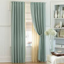 The Best Curtains For Living Room Home Design Corner Window Curtains Downlinesco Pictures Of