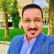 الفنان احسان دعدوش بعد عملية زرع الشعر - اجمل صفحه عراقية