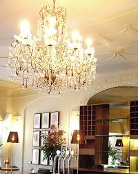 chandelier rewiring recoating cleaning