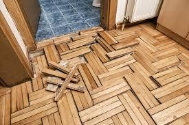 fix hardwood flooring gaps