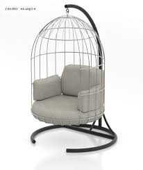 birdcage chair 3d model cgtrader