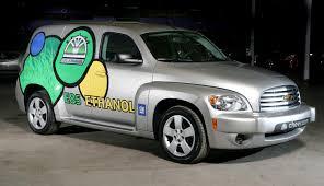 2009 Chevrolet HHR E85 FlexFuel Review - Top Speed