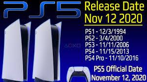 ps5 release date nov 2020 official