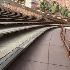 Red Rocks Amp Seating Chart Accessibility Red Rocks Entertainment Concerts