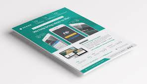 Design Services Flyer/poster Template (Web/app/graphic) On Behance