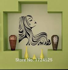 Small Picture Aliexpresscom Buy 2016 Sale Diy Long Curly Hair Sexy Girl Wall