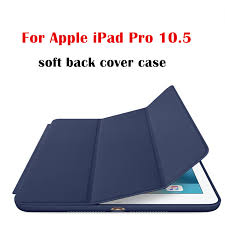 kaku magnetic smart cover for apple ipad pro 10 5 10 5 tablet case flip cover protective shell bag skin soft silicone tpu back in tablets e books case