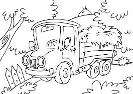 Kleurplaat Vrachtwagen Afb 27167 Images