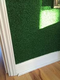 spa room decor artificial grass wall
