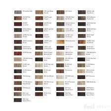 Colour Touch Colour Chart 42 Particular Wella Colour Touch Shade Chart Pdf