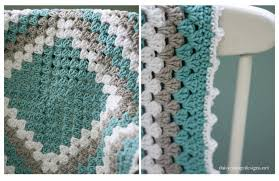 Granny Square Blanket Pattern Simple Granny Square Pattern A Free Crochet Pattern