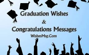 Graduation Congratulations Quotes Enchanting Graduation Wishes And Messages Congratulation Quotes WishesMsg