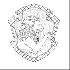 Gte16h9 Ravenclaw Crest Coloring Pages Harry P In 2018 Pinterest