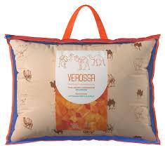 Купить <b>Подушка Verossa</b> перкаль с наполнителем из ...