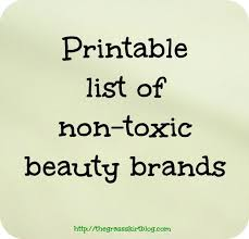 88 best images about non toxic beauty s on toxic chemicals in cosmetics