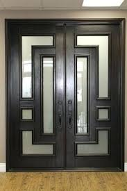 modern double front doors contemporary double front doors nice images of modern design of main door