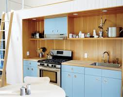 ikea furniture for small spaces. Brilliant Uses Of Blue In The Kitchen Dwell Together With Modern Small Space Rhode Interior Images Ikea Furniture For Spaces