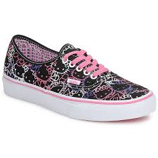 vans shoes with flowers. cheap vans authentic low top shoes (black/passion/flower ) with flowers