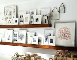 i m stealing this idea from pottery barn holman shelf ledge installation floating shelves