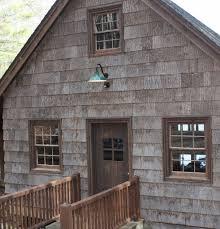 featured customer porcelain lights rustic sconces complete boathouse rebuild